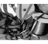John Howard Company Tubular Webbing, Black, 9/16x300