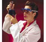 Jones & Co Goggles Fullvision W/VISR Blu 34862-BLUE