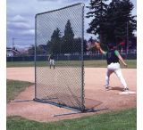 Jugs Sports 7-foot Quick-Snap Square Sports Screen S2005