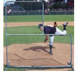 Jugs Sports Replacement Net for 6-foot Quick-Snap L-Shaped Pitcher Screen - NET ONLY S4000