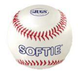 JUGS Softie Baseballs, Dozen