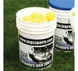 Jugs Sports Ball Buckets w/ Pro Sport graphics