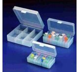 Labnet 50 Place Box with Hinged Lid
