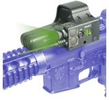 Laser Devices EOLAD Laser Sight with Infrared Pointer (835nm) and Infrared Pointer/Illuminator (835nm)