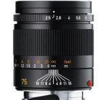 Leica 75mm Rangefinder Telephoto Lenses