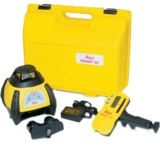 Leica Geosystems Rugby 50GC Package with Rod-Eye Basic