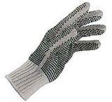 Magid Glove Glove 2SIDE Dotd Lds Bl PK12PR 93CPR