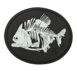 Maxpedition Piranha Bones Morale Patch