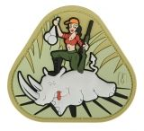 Maxpedition Safari Sheryl Morale Patch