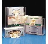 Mitchell Plastics Glove Box Holders, Mitchell Plastics MG-2001R Double Glove Box Holders