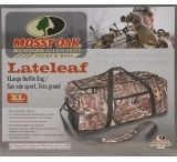 Mossy Oak Lateleaf Duffle Carrying Bag - X-Large