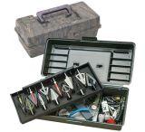 MTM Broadhead Tackle Box - 12 Heads - Wrench
