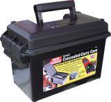 MTM Handgun Concealed-Carry Case Black HCC-40