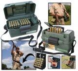 """MTM Shotgun Hunter Case & Ez-Grab Shotshell Holster 100 Round 12 Gauge Up To 3.5"""""""