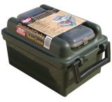 MTM Shotshell And Choke Tube Box Forest Green SW100-11
