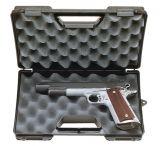 MTM Single Pistol Case Model 806 Black For Up To 6 Inch Barrel Handguns 806-40