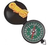 Mustang Directional Magnetic Compass w/ Lanyard