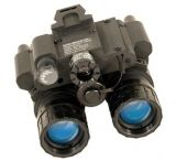 Night Optics BNVD-15 Generation 3 Gated Dual-Tube Night Vision Goggle
