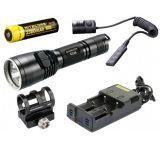 Nitecore CU6 Night Hunting Flashlight Kit