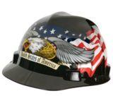 MSA Cap V-gd Eagle Blackratche 454-10079479
