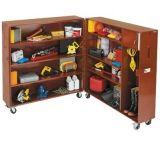 Jobox Jobox 63inx63inx30in Cabinet 5 217-692990