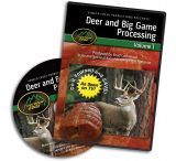 Outdoor Edge Cutlery DVD-Deer & Big Game Processing: Volume 1