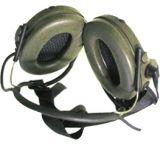 Peltor Comtact II Headsets Dual Radio - Headband/Neckband Models