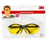 Peltor Tekk Protection Sports-Inspired Semi-rimless Safety Eyewear