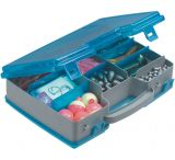 "Plano Molding Large 2-Sided Case - 11.25"" x 8.38"" x 3"""