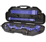 "Plano Molding Bow Guard AW Bow Case - Bone Collector Logo & Inhibitor Chips, 46.5"" x 16"" x 6.75"""