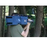 PortaBrace CBA-F350 Camera BodyArmor for Sony PDW-F350 - Blue