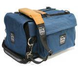 PortaBrace MO-8044 Small Portable Monitor Case - Blue