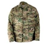 Propper BDU 4-Pocket Coat, 65/35 Poly/Cotton Twill