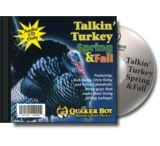 Quaker Boy Talkin' Turkey Spring & Fall Hunting CD