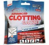 QuikClot 3x24in Rolled Gauze