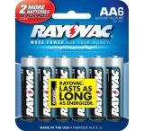 Rayovac Batteries 8156E