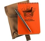 Rite in the Rain Hunting Kit w/ Notebook, Pen, Cover