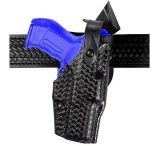 Safariland 6360 ALS Level III w/ Ride UBL Holster - STX TAC Black, Right Hand 6360-83-131