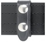 Safariland 65 Belt Keeper, 2 Snap 65-03B