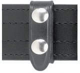 Safariland 65 Belt Keeper, 2 Snap 65-2B