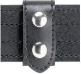 Safariland 655 Belt Keeper, Heavy Duty, 2 Snap 655-01B