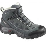 Salomon Womens Backpacking Series Authentic LTR CS WP Hiking Shoes