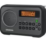 Sangean AM/FM Clock Portable Digital Radio