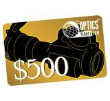 OpticsPlanet.com Email Gift Certificate $500