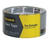 """Scotch 3m Duct Tape 2"""" X 10yd 1.88"""" Actual Width"""