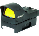 Sightmark Green Mini Red Dot Sight with Sunshade Hood
