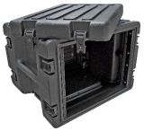SKB Cases Roto Rolling Rack - 8U - Roto Rolling Rack 19 x 17 x 14