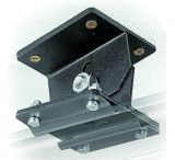 Sky Track Rail System Adjustable Bracket For Rail To Ceiling FF3215