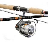 South Bend Eclipse Medium Spin Fishing Rod and Reel Combo