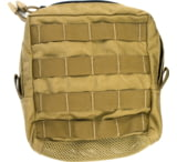 Specter Gear Modular Utility Pouch, Mesh bottom, MOLLE Compatible